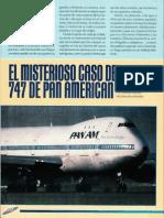 Boeing 747 - El Misterioso Caso Del Boeing 747 de Pan American R-080 Nº034 - Reporte Ovni - Vicufo2