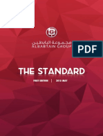 The Standard - April 2015