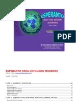 esperanto para um mundo moderno - adonis saliba