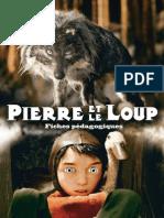 Pierre et le loup - dossier pédagogique