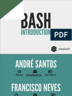 Bash Introduction
