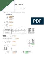 Exemplu calcul RHS