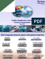 CadilaHC-FY15_PPT