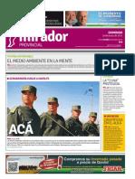 Edición impresa del domingo 24 de mayo de 2015