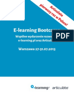 E-learning Bootcamp