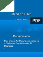 Chica Da Silva Chapters 4-6