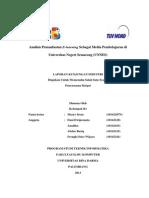 Laporan KKP Analisis Pemanfaatan E-learning Sebagai Media Pembelajaran Di