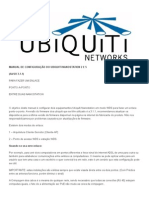 Manual de Configuração Do Ubiquiti Nanostation 2 e 5