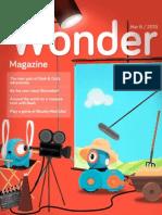 Wonder Magazine 003