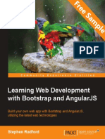Learning Web Development with Bootstrap and AngularJS - Sample Chapter