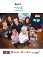 HR in Hand Launch Brochure