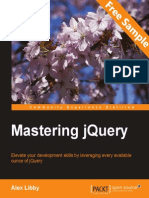 Mastering jQuery - Sample Chapter