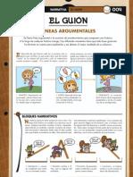 Narrativa 004A_El Guion_El Guion_Lineas Argumentales