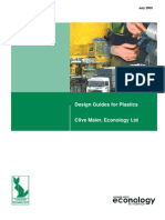 Design Guides for Plastics
