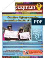 Revista rural bilingüe Conosur Ñawpaqman 155