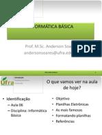 Aula6 InformaticaBasica PlanilhaEletronica (1)