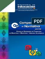 Compendio Normativo ESFM