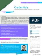 Credentials 2014 June