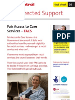 26. Fair Access to Care - FACS
