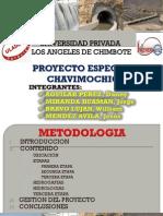 HIDROLOGIA- CHAVIMOCHIC