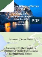 Manarola (CinqueTerre)