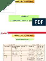 Chapter 10 - Aerodromes