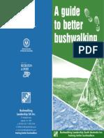 Better Bushwalking