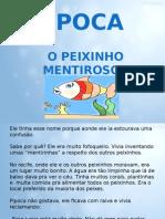 Histórinha Do Peixinho Pipoca
