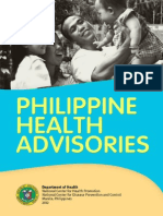 Philippine Health Advisories, 2012.pdf