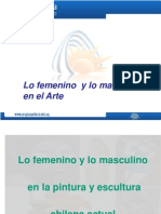 Figura Humana en El Arte Lo Femenino y Lo Masculino