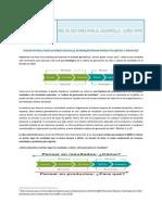 Planificación en GpRD Pensar en Resultados