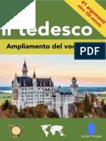 Ampliamento Del Vocabolario Per Il Tedesco (Italian Edition) - Margison_ Rebecca