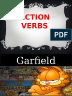 Action Verb Ing