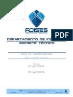ECORP - Guia de Configuración Familia EC-ACSEXL