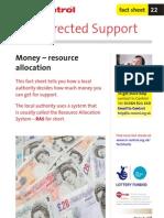 22. Money - Resource Allocation