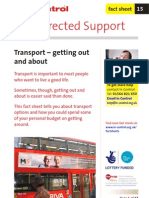 15. Transport - Getting Out and About