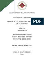 Importancia de La Logistica (l. Internacional) (1)
