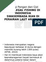 Ekologi Pangan Dan Gizi Ikan
