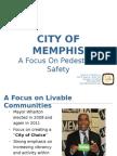 City of Memphis Presentation