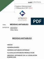 Medidas Antiabuso - Mejía