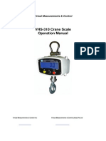 VHS-310 Operation Manual