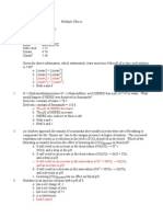 Biochem Exam1 Fall03