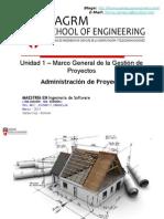 Unidad1- Addministracion de Proyectos