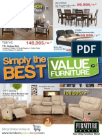 FURNITURE PALACE - Simply the Best Value Catalogue