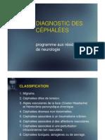 diagnostic. DES CEPHALEE pdf.pdf