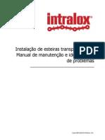 Conveyor Belting Installation Maintenance and Troubleshooting_Portuguese