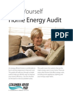 Do It Yourself Home Energy Audit Web