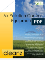 GSE cleanz Air Brochure