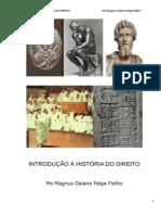 Introducão à História Do Direito