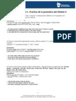 MII-U2- Actividad 1. Práctica de La Gramática Del Módulo II Elizabeth Delgado Arambula